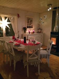 Jul i vårt hus