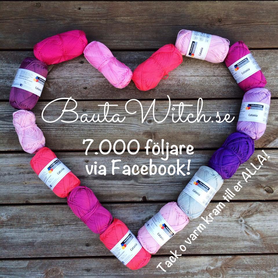 Följ mig gärna via Facebook!
