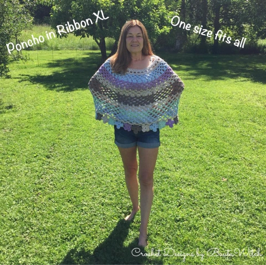 Poncho-Ribbon-XL-by-BautaWitch-onesize