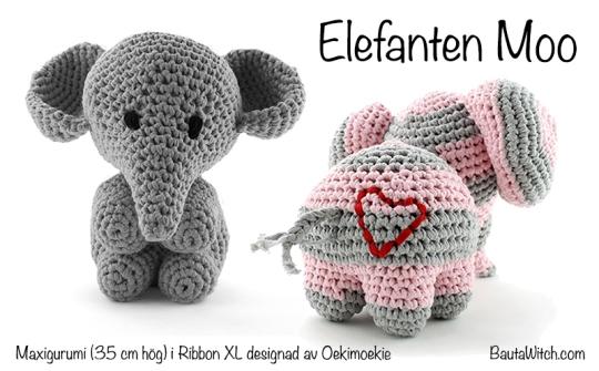 Elefanten-Moo-bildspel