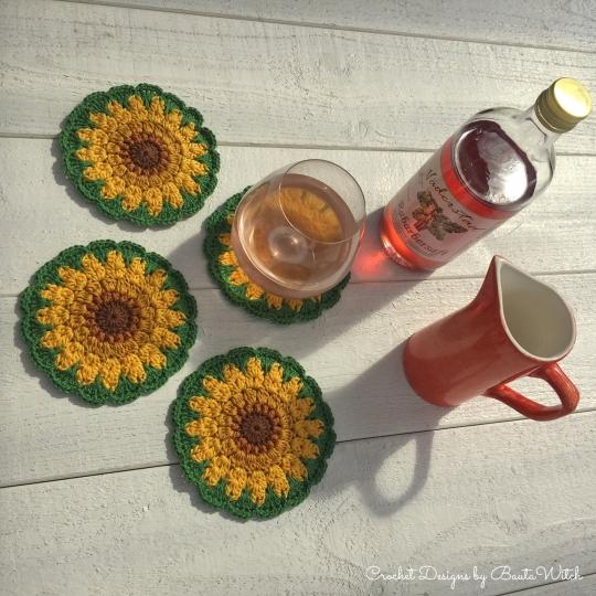 Solrosor-som-glasunderlägg-by-BautaWitch
