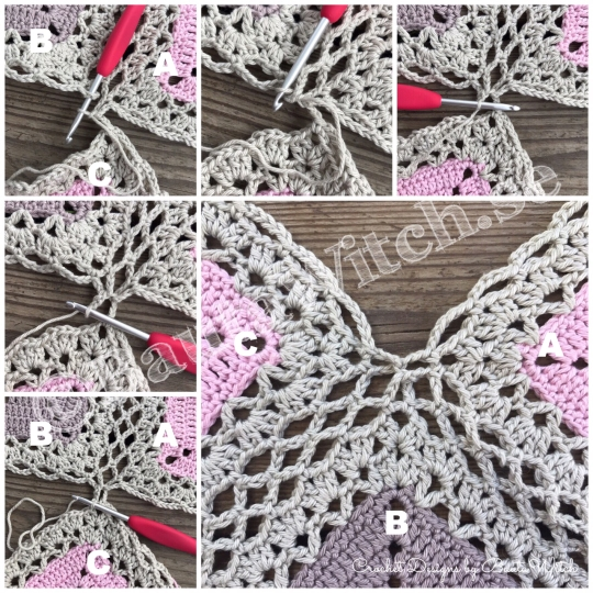 Montering-3-rutor-lace-join-by-BautaWitch